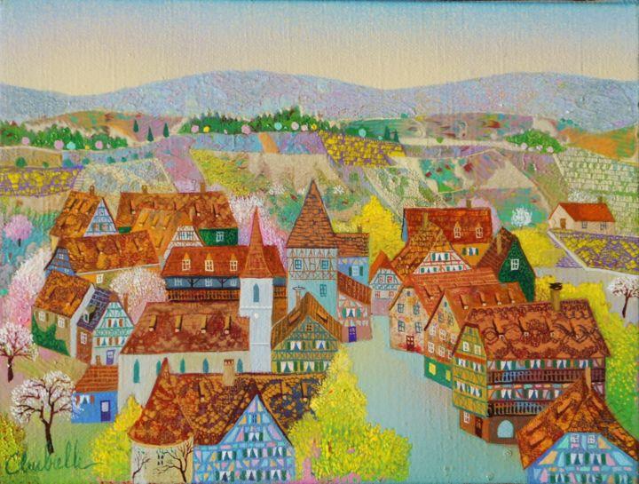 Bernard Ambielle - Printemps en Kochersberg